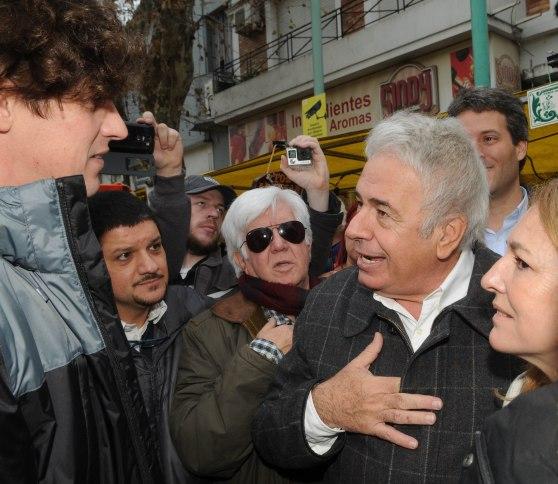 Juntos Lousteau, De la Sota y el massismo (Foto: Urgente24)