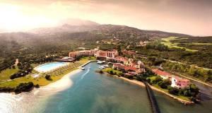 El lujoso hotel donde descansaba Scioli mientras se inundaba la Provincia