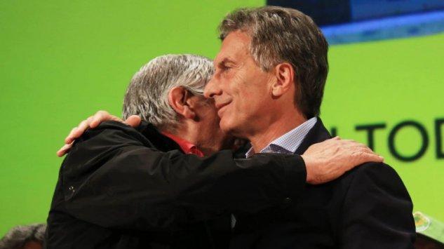 Mauricio y Hugo, hacia una Argentina en paz
