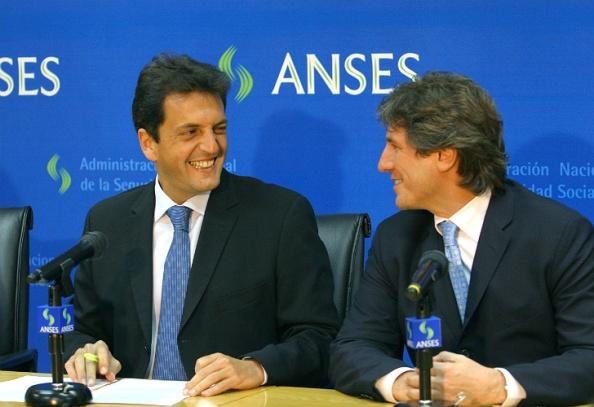 Sergio y Amado, cómplices