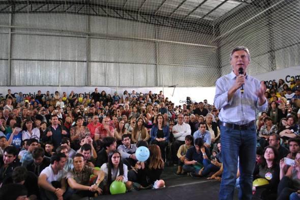 Macri detalla sus propuestas