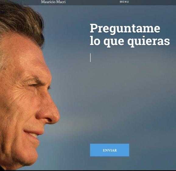 Preguntale a Macri