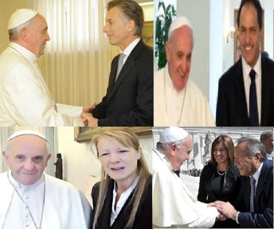 Con Macri, con Scioli, con Stolbizer, con Rodríguez Saa. Jamás con Massa
